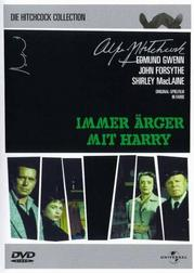 "Immer Ã""rger mit Harry (Die Hitchcock Collection)"