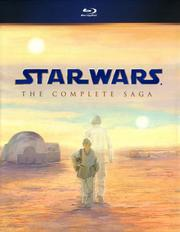 Star Wars: The Complete Saga (9-Disc-Set)