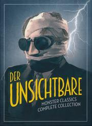 Der Unsichtbare (Monster Classics Complete Collection)