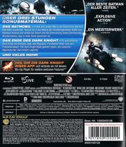 The Dark Knight Rises (2-Disc Edition)