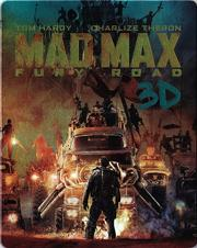 Mad Max: Fury Road (Limitierte 2-Disc Steelbook-Edition)