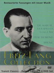 Fritz Lang Collection (Transit Classics - Deluxe Edition)