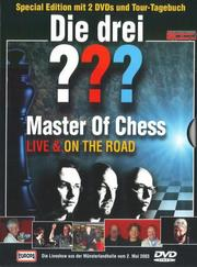 Die drei ??? - Master of Chess - Live & on the Road (Special Edition)