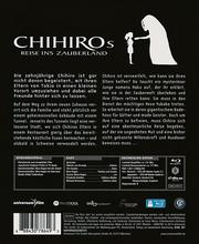 Chihiros Reise ins Zauberland (Studio Ghibli Blu-ray Collection)