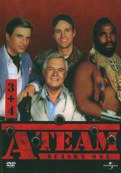 A-Team: Season 1 - Disc 4