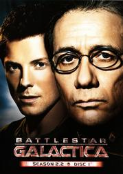 Battlestar Galactica: Season 2.2 Disc 1