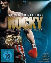 Rocky II (The Complete Saga)