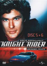 Knight Rider: Season Three: Disc Six